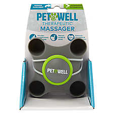 PetWell Therapeutic Massager