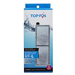 Top Fin® Retreat™ RF-L Filter Cartridges