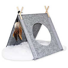 Be One Breed® Cat Tipi with Soft Blanket