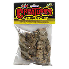 Zoo Med™ Creatures™ Natural Cork