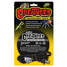 Zoo Med™ Creatures™ Creaturetherm™ Reptile Heater