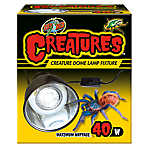 Zoo Med™ Creatures™ Dome Lamp Fixture