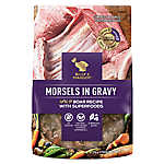 BILLY + MARGOT® Morsels in Gravy Adult Dog Food, Natural, Grain Free