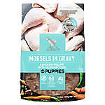 BILLY + MARGOT® Morsels in Gravy Puppy Dog Food - Nautral, Grain Free
