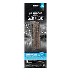 Nutrience SubZERO Cabin Chews Canadian Pacific Elk Antler Dog Treat