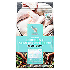 BILLY + MARGOT® Puppy Food - Chicken & Superblend, Natural, Grain Free, High Protein