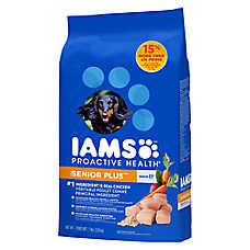 Iams® ProActive Health Senior Plus Dog Food