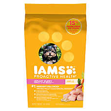 Iams® ProActive Health Small & Toy Breed Smart Puppy Food