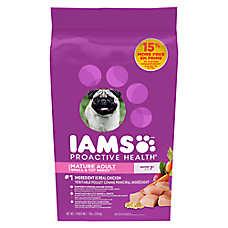 Iams® ProActive Health Small & Toy Breed Mature Dog Food