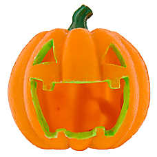 Top Fin® Jack-O-Lantern Cave Aquarium Ornament