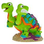 Top Fin® Toxic Turtle Aquarium Ornament
