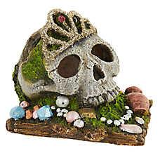 Top Fin® Skull Aquarium Ornament