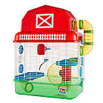 All Living Things® Tiny Tales™ Country Barn Small Pet Habitat