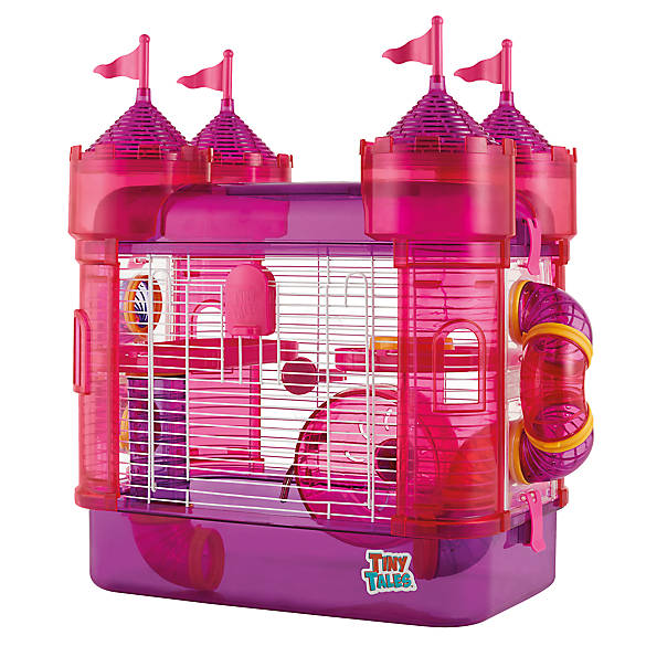 All Living Things® Tiny Tales™ Castle Connectable Hamster ...