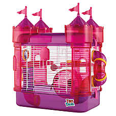 All Living Things® Tiny Tales™ Castle Connectable Hamster Home