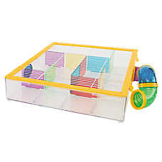 All Living Things® Tiny Tales™ Build-Your-Own Hamster Maze Kit