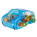 All Living Things® Tiny Tales™ Race Car Connectable Hamster Home