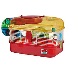All Living Things® Tiny Tales™ Clubhouse Connectable Hamster Home