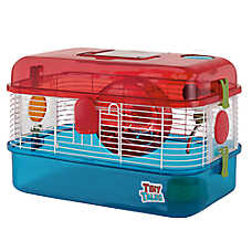 All Living Things® Tiny Tales™ Playground Connectable Hamster Home