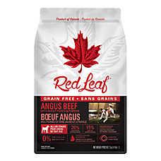 Red Leaf ™ Angus Beef Dog Food - Grain Free