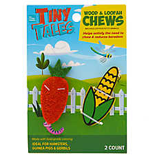 All Living Things® Tiny Tales™ Corn & Carrot Small Pet Chews