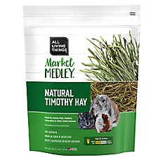 All Living Things® Market Medley™ Natural Timothy Hay
