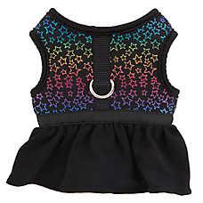 Top Paw® Stars Skirt Vest Dog Harness