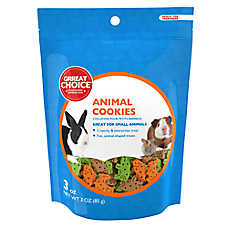 Grreat Choice® Animal Cookies Small Pet Treats