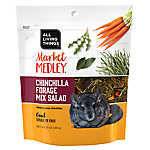 All Living Things® Market Medley™ Chinchilla Forage Mix Salad