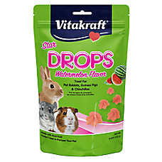 Vitakraft® Watermelon Star Drops Small Pet Treats