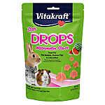 Vitakraft® Watermelon Star Drops Small Pet Treats