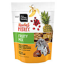 All Living Things® Market Medley™ Fruity Mix Small Pet Treats