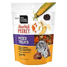 All Living Things® Market Medley™ Mixed Treats Small Pet Treats