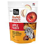 All Living Things® Market Medley™ Apple Slices Small Pet Treats