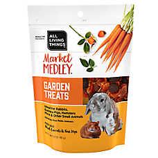 All Living Things® Market Medley™ Gardent Treats Small Pet Treats