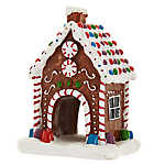 Top Fin® Gingerbread House Holiday Ornament