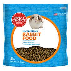 Grreat Choice® Nutritious Rabbit Food