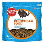Grreat Choice® Nutritious Chinchilla Food