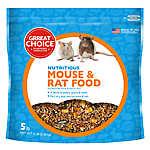 Grreat Choice® Nutritious Mouse & Rat Food