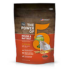 All Living Things® The Power of 5™ Mouse & Rat Diet