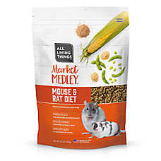 All Living Things® Market Medley™ Mouse & Rat Diet