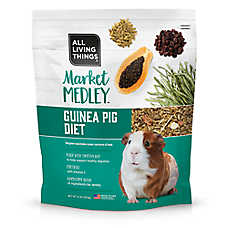 All Living Things® Market Medley™ Guinea Pig Diet