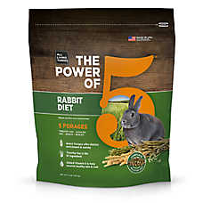 All Living Things® The Power of 5™ Rabbit Diet
