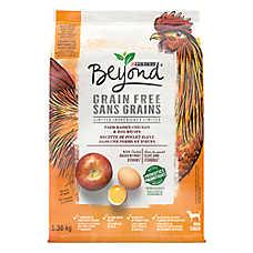 Purina® Beyond® Grain Free Natural Dog Food - Chicken & Egg