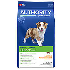 Authority® Puppy Food - Chicken & Rice