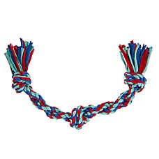Top Paw® Rope & Knot Twist Dog Toy