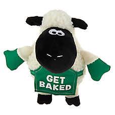 Top Paw® Fall Feast Lamb Dog Toy - Plush, Squeaker