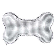 Habitat Home Bone Dog Pillow - Houndstooth