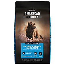 American Journey ™ Dry Dog Food - Natural, Salmon & Brown Rice