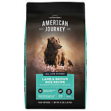 American Journey ™ Dry Dog Food - Natural, Lamb & Brown Rice